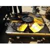 Диффузор радиатора в сборе для бульдозера Sd7