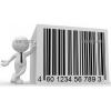 Получить штрих код для товаров, штрихкодирование