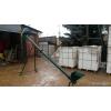 Шнековый конвейер универсальный. Длина от 2 до 12 метров. Диаметр 108/ 150/200/300 мм