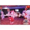 Оформление воздушными шарами детского праздника