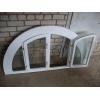 Изготовим террасные и верандные рамы , арочные деревянные окна