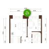 Предлагаем 1-к квартиру по отличной цене.
