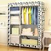 Экономьте пространство и деньги!  Тканевый шкаф – это удобно,  надежно и выгодно!