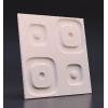 Гипсовые 3D панели для внутренней отделки стен.