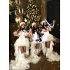 Новогоднее шоу Снегурочки-скрипачки,    артисты на Новый год