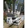 Выключатель элегазовый баковый (с подогревом)  со встроенными трансформаторами тока.
