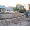 Валун, галька, речной камень, песчаник для ландшафта и отделки.