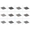 Придверные грязезащитные ковры на алюминиевой основе