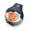 Новинка!  Морские деликатесы на ракушке!