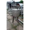 Емкости нержавеющие,  объем — 0, 2 куб.  м. ,  вертикальные,  толстостенные Емкости,  резервуары,  реакторы,  сборники