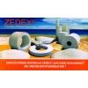 Полимеры ZEDEX для Вашего оборудования