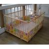 Манеж детский деревянный 1. 2х1. 5м купить