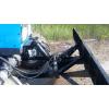 Отвал бульдозерный коммунальный гидроповоротный ОБК-2500