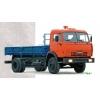 Перевозки на автомобилях Камаз тент борт 10 тонн