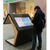 Производим и продаем сенсорные информационные киоски и терминалы