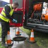 Прочистка засоров канализации и видеодиагностика канализационных труб