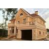 Облицовка и отделка фасадов домов дагестанским камнем