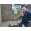 Стеновой (Арболитовый Блок)  М25.  Размер: 600х300х200мм