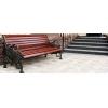 Производство и продажа садовой мебели и других изделий из чугуна.