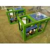 Насосно-нагревательные станции (ННС)   для нагрева  и подачи теплоносителя в металлоформы для ЖБИ.