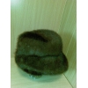 Женская норковая шапка - шляпа