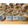 Радиодетали СССР:  Микросхемы серий 133,  140,  142,  155,  564,  и другие позолоченные.