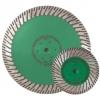 1A1R 230х3, 0х10х22, 23/М14F Turbo Duplex, круг алмазный отрезной (сухой рез) (С)