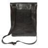 Классическая сумка-планшет Sergio Belotti 9518-23 brown из Италии
