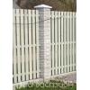 Заборы изготовление, декоративные заборные блоки, Блок Столба БС СКАЛА 400*400*155