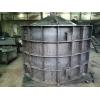 Металлоформы для труб водопропускных,   подпорных стенок и фундаментов по серии 3.  501.  1-144