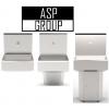 """Бесконтактные,  односекционные сенсорные рукомойники,  """"ASP-group"""" модели ASP-W,  Москва"""