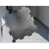 Модульное армированное напольное покрытие из резины для гаража РезиПлит – Double