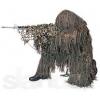Камуфляж для охотника, сеть маскировочная