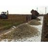 Отсыпка и планировка дорог,  комплексные работы в Новосибирске