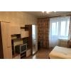 Сдаётся уютная просторная однокомнатная квартира в хорошем состоянии,  в кирпичном доме.