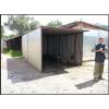 Тент укрытие гараж пенал д00