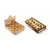 Сувенирное печенье в коробочках с логотипом