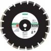 1A1RSS/C1S-W 450х3, 8/2, 8х10х25, 4-25 F4 Sprinter Plus, круг алмазный отрезной (сухой рез) (С)