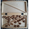 Шашки деревянные сувенирные