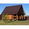 Деревянный дом из сруба 6 на 8м