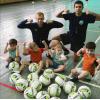 """Детская футбольная школа """"Пенальти"""""""