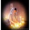 Древнерусская магия любви.   .   .   Привороты на свечу.