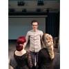 Мастер-класс от Международного Чемпиона по парикмахерскому искусству!