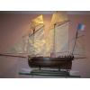 Модель корабля Le Coureur