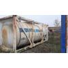 Танк — контейнер нержавеющий,  объем -21 куб. м.