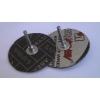 Отрезной диск с насадкой для бормашинки