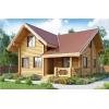 Производство и строительство деревянных домов из бревна и бруса.
