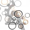 Уплотнение резинового кольца