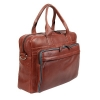Бизнес сумка Gianni Conti 1751276 brown Италия