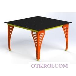 Сварочный слесарно-сборочный стол Evidence SS8-1400x1400 (Эвиденс)